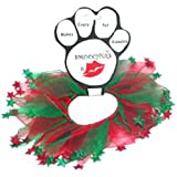 Mirage Pet Products Christmas Stars Smoocher, Large