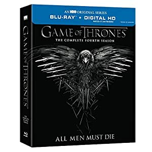 Game of Thrones: The Complete Fourth Season [Blu-ray]