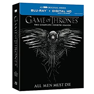 Game of Thrones: Season 4 [Blu-ray + Digital HD] (B00KHWSD1O) | Amazon price tracker / tracking, Amazon price history charts, Amazon price watches, Amazon price drop alerts