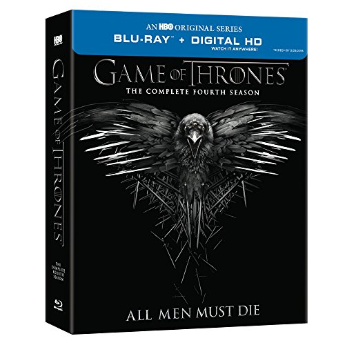 Blu-ray : Game of Thrones: The Complete Fourth Season (Digital Copy)
