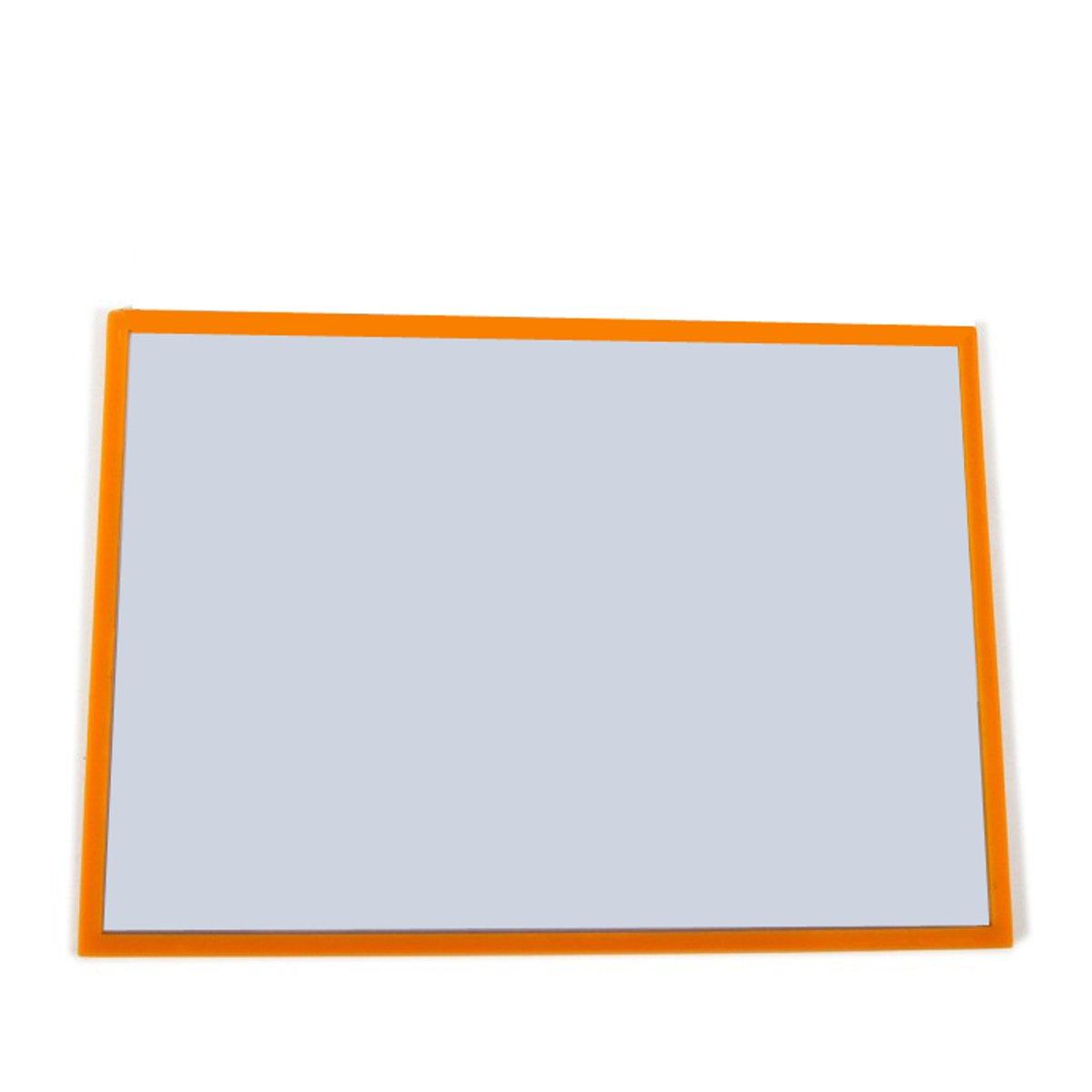 Popowbe - Funda Funda - magnética de plástico duro para tarjeta de identificación K con tarjeta magnética con bolsa de documentos magnética b4c95b