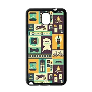 Rubber iPhone 4,4s Case,Custom ATL Quotes Snap On TPU Cover Case for iPhone 4 4s