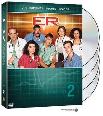Amazon Er Season 2 Anthony Edwards George Clooney Julianna