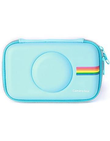Esimen Funda rígida para cámara digital de impresión instantánea Polaroid Snap y Snap Touch, diseño