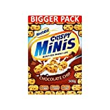 Weetabix Crispy Minis Chocolate Chip (500g) - Pack of 2
