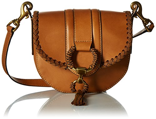 Saddle Leather Ilana Cognac Small Bag Wrapped FRYE agIqF8