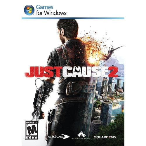 - Just Cause 2 [Online Game Code]