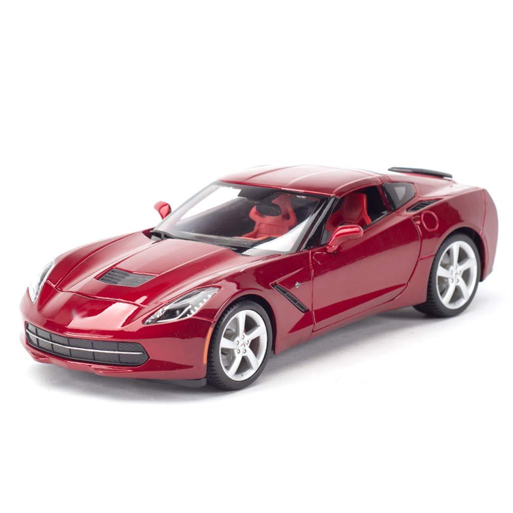 en linea ZEQUAN Coches Modelo Fundido a Troquel, Modelo de Coche Coche Coche Coche 1 18 aleación de fundición a Troquel Coche Juguete colección Chevrolet Modelo simulación de Regalo ( Color   Wine rojo )  suministro de productos de calidad