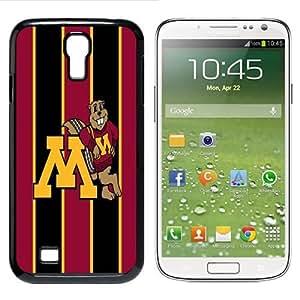 NCAA Minnesota Golden Gophers Samsung Galaxy S4 Case Cover