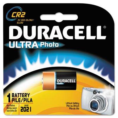Duracell DL-CR2 CR2 Lithium Photo Battery