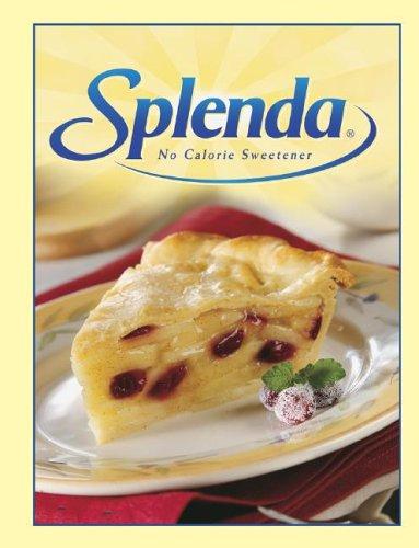 splenda-cookbook