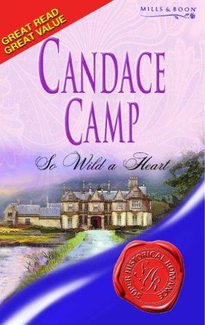 book cover of So Wild a Heart