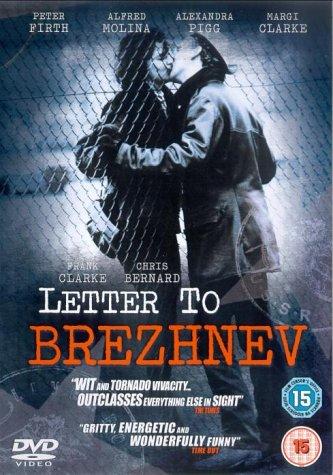Letter to Brezhnev Letter To Brezhnev DVD1985 Amazoncouk Alexandra Pigg Margi