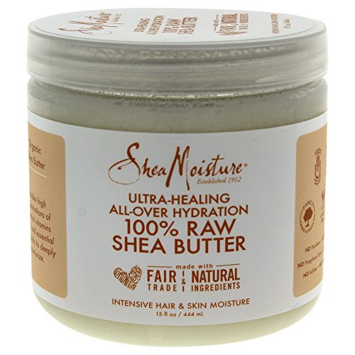 SheaMoisture 100 Raw Shea Butter, 15 fl oz