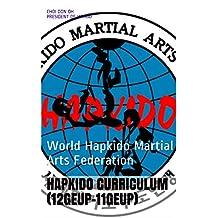 Hapkido Curriculum (12geup-11geup): World Hapkido Martial Arts Federation