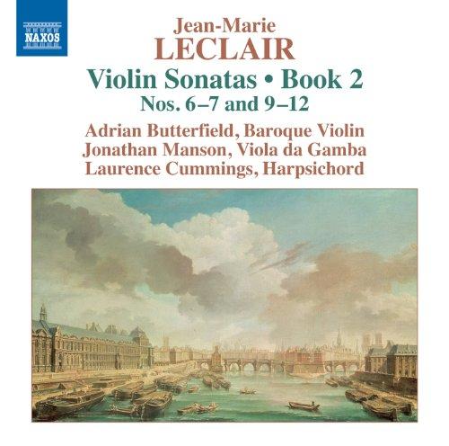 Leclair Sonata (Leclair: Violin Sonatas, Op. 2, Nos. 6, 7 & 9-12)