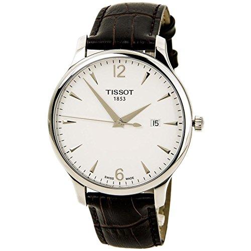 Tissot TClassic Tradition Silver