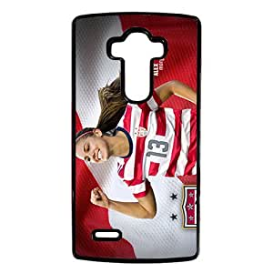 US Soccer Alex Morgan Black Phone Case For LG G4