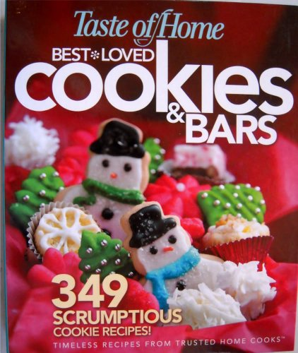Taste of Home Best Loved Cookies and Bars