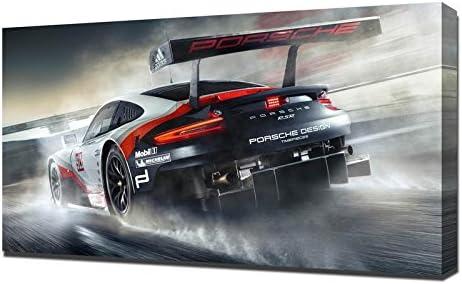 Lilarama USA Porsche 911 RSR Porsche Design 4K