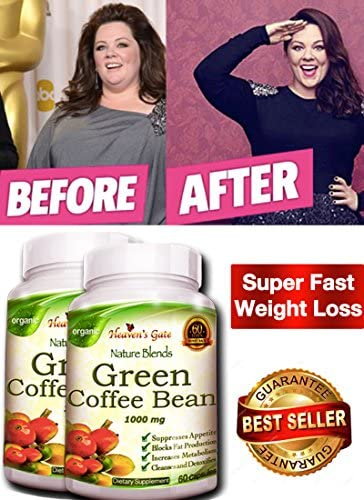 100 Pure Green Coffee Extract