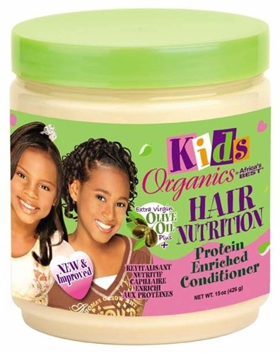 Africa's Best Kids Organincs Protein Enriched Conditioner 15