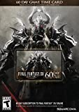 #10: Final Fantasy XIV Online: 60 Day Time Card [Online Game Code]