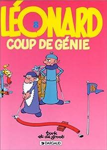 """Afficher """"Léonard n° 40 Coup de génie"""""""