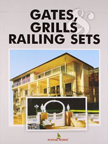 Buy Gate Grills Railing Sets Fgg Book Online At Low Prices In