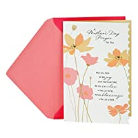 DaySpring Mother's Day Greeting Card (Mother's Day Prayer)