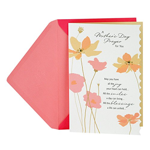 DaySpring Religious Mother's Day Card (Mother's Day Prayer)]()