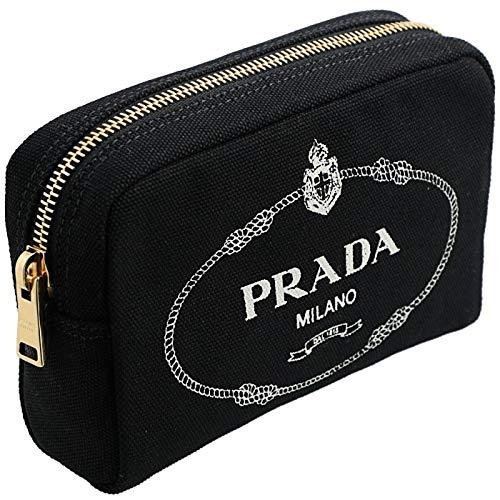 PRADA(プラダ) カナパ ポーチ キャンバス ポーチ 1NA021 20L N12 [並行輸入品]   B07N72TKDM