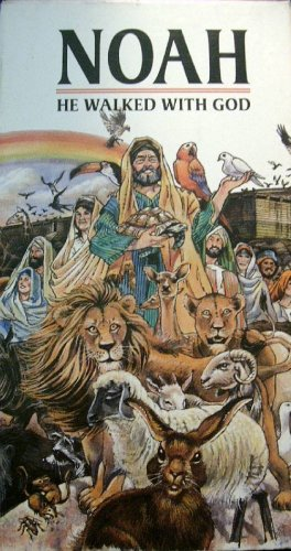 Amazon.com: Noah: He Walked With God: Watch Tower Bible & Tract ...