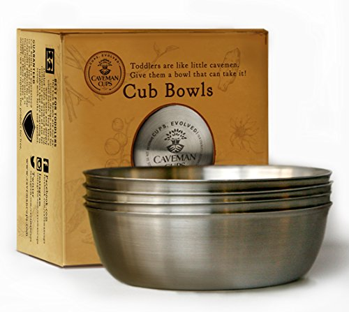 the-premium-stainless-steel-bowls-for-feeding-baby-toddler-kids-snacks-4-pack
