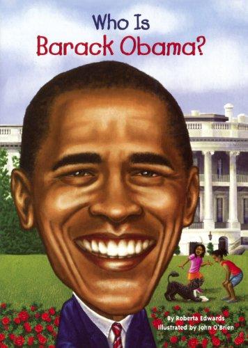 Who Is Barack Obama? (Turtleback School & Library Binding Edition) (Who Was...?)