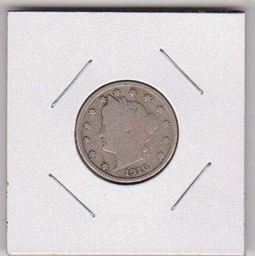 1910 Liberty Head Nickel Very Fine