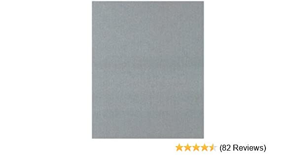 Norton 3X Abrasive Sheet, Paper Backing, Aluminum Oxide