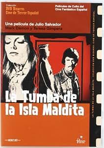 La Tumba De La Isla Maldita [DVD]