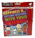 Peanuts Wall Classroom Decor Clubhouse & Friends Kids Back to School Pre-school Elementary