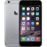 Apple iPhone 6 Plus 128GB Unlocked Smartphone - Space Gray (Certified Refurbished)