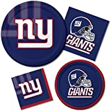 Creative Converting 16 Count New York Giants Lunch