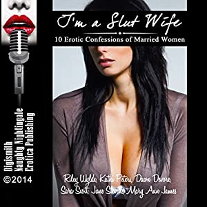 I'm a Slut Wife Audiobook