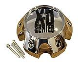 xd series rims chrome - KMC XD Series 796 797 798 Chrome 6 Lug Wheel Rim Center Cap 1079L145