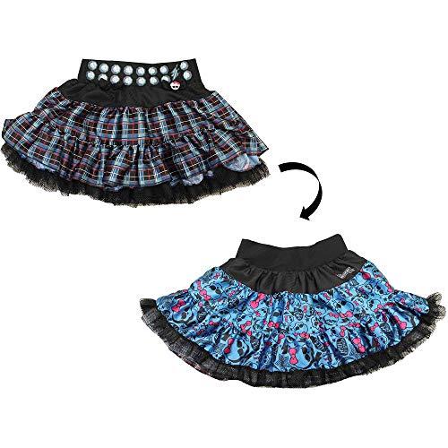 Plugtronics Blue and Black Monster High Pettiskirt Reversible Child Halloween Costume]()