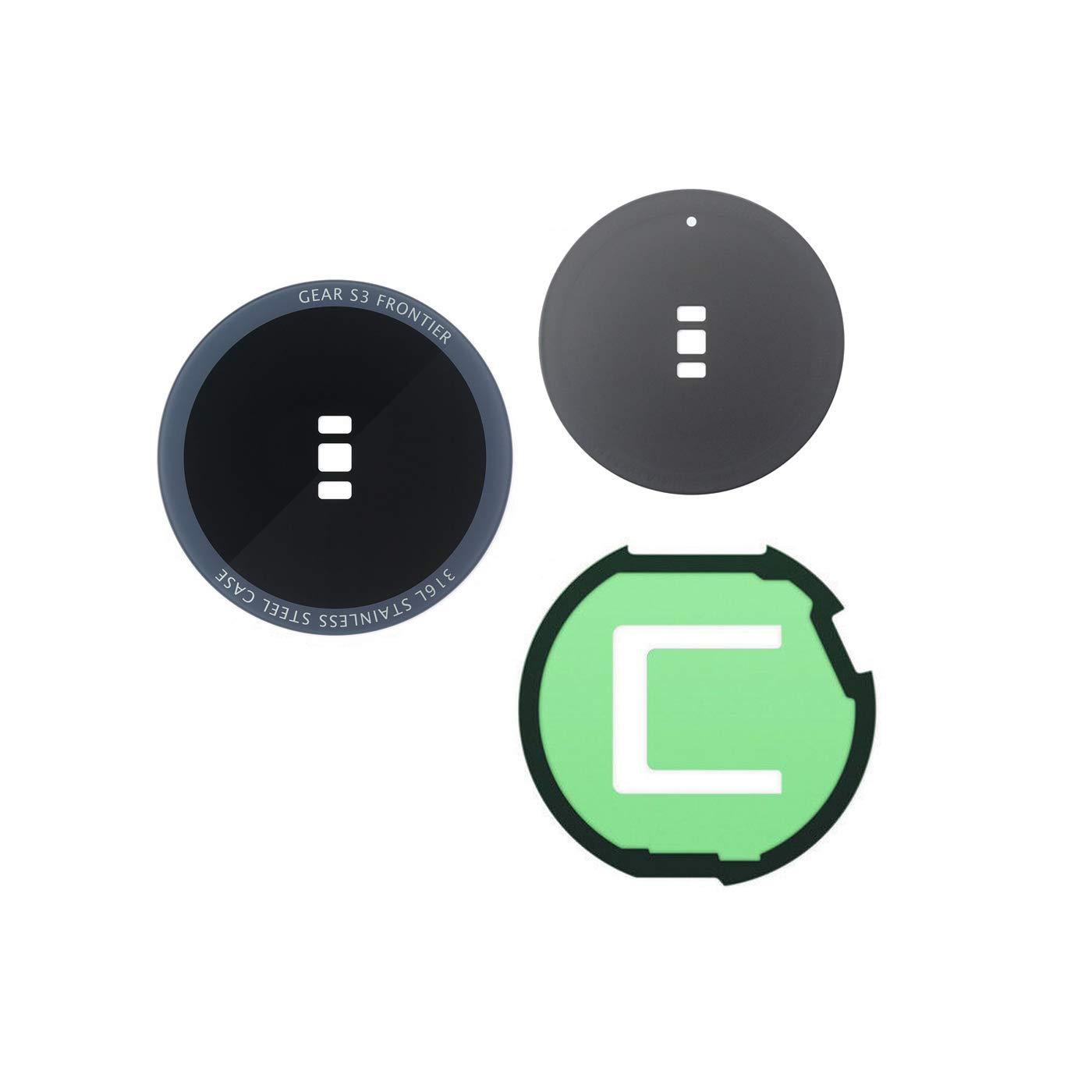 Repuesto Funda Trasera Para Samsung Gear S3 Frontier