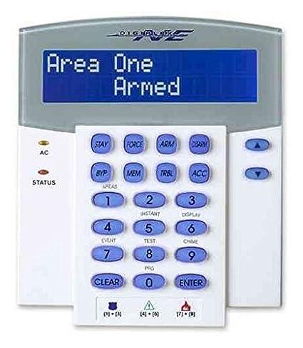 PARADOX K641R SECURITY SISTEMA de alarma Teclado con lector ...