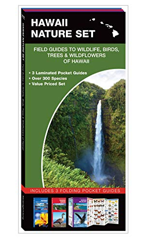 Hawaii State Bird And Flower - Hawaii Nature Set: Field Guides to Wildlife, Birds, Trees & Wildflowers of Hawaii