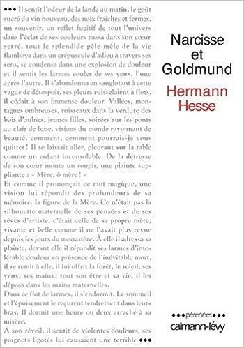 Livre gratuits Narcisse et Goldmund pdf