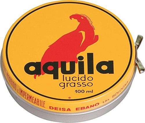 Classico Grasso Borse Scatoletta Scarpe E Calzature Lucido Aquila N°4 Amazon it Per IqwaH