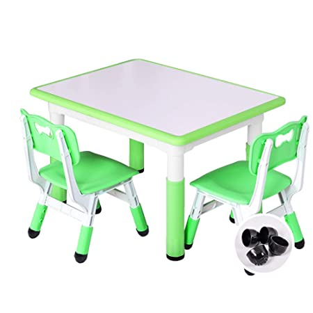 Sedie E Tavoli Di Plastica.Tavoli E Sedie Per Bambini Graffiti Di Plastica Per Bambini Che